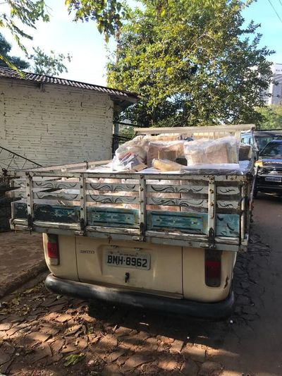 Capturan a seis presuntos contrabandistas paraguayos en Brasil