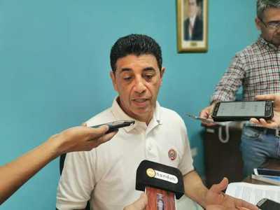 """Víctor Ríos califica de """"una terrible irresponsabilidad"""" declaraciones de Abdo sobre Mazzoleni"""