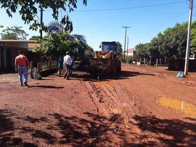 Construcción de comisaría no puede iniciarse por problemas con el terreno