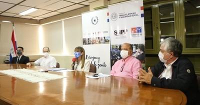 Ministerio de Trabajo y gremios privados instan a mantener medidas sanitarias