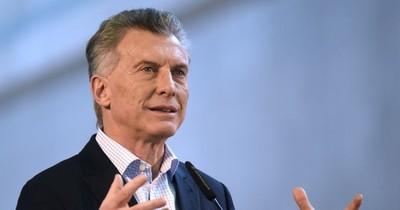 Imputan por espionaje interno al ex presidente argentino Mauricio Macri