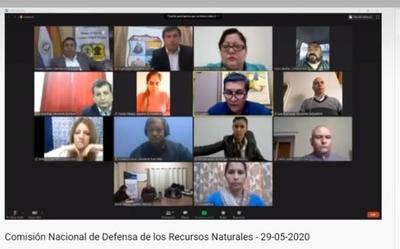 CAAÑABE: Intendentes informan mejoramiento de las aguas