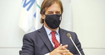 El presidente de Uruguay guarda cuarentena por posible contagio del coronavirus