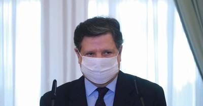 "Euclides: ""Mazzoleni debe luchar contra el virus"""