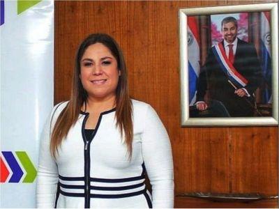 Imputan  por corrupción a Patricia Samudio