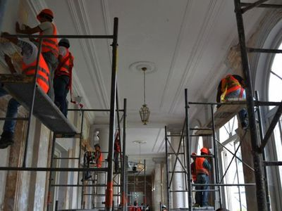 Restauración del Palacio: Cambian ítems tras protesta