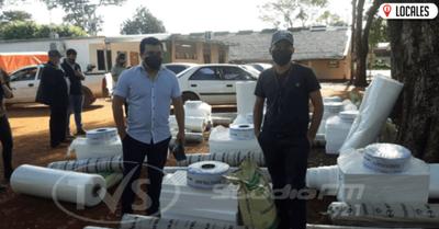 Capitán Miranda: entregan kits de insumos para fortalecer producción hortícola