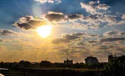 Meteorología anuncia ambiente fresco a cálido para este sábado