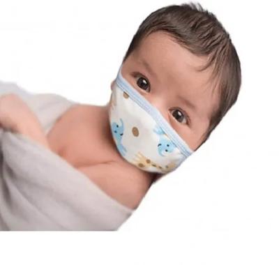 Covid-19: Niños menores de 2 años no deben usar tapabocas