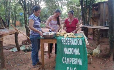 Campesinos, preocupados por pandemia y sequía en el país