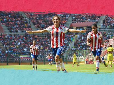 Marcar goles por la Selección es una pasión