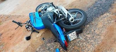 Joven motociclista muere en accidente en la ruta Luque