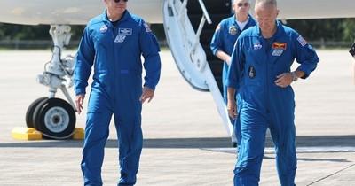 Bob y Doug, los dos mejores amigos astronautas, confían en SpaceX