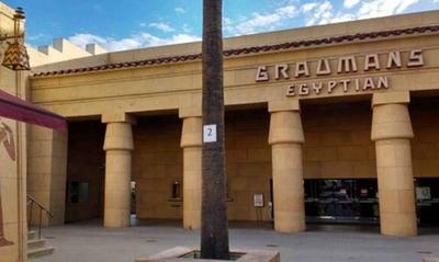 HOY / Netflix cierra la compra del histórico Egyptian Theatre de Los Ángeles