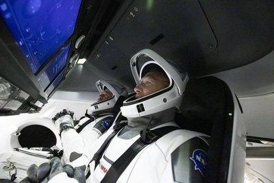 La NASA prevé un 50 % de probabilidades de que la misión Demo-2 despegue