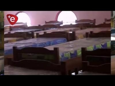 ENCARNACIÓN  ANALIZAN PROTOCOLO PARA LA HABILITACIÓN DE ALBERGUE PARA INDIGENTES