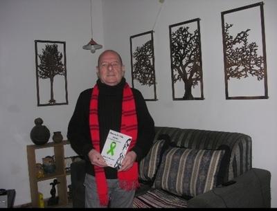 """""""Honrar la vida"""", el nuevo libro de Alberto Alessandro fue presentado en Casa Abierta"""