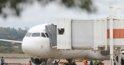 Reiteran requisitos para tomar el vuelo especial Madrid-Asunción