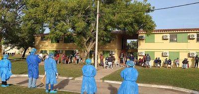 Misiones; 58 nuevos compatriotas guardarán cuarentena en el G4 de Ayolas provenientes del Brasil