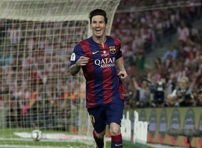 A cinco años del golazo de Messi ante Athletic de Bilbao