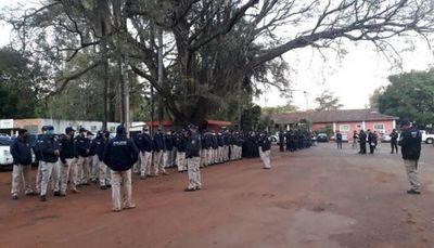 Vuelven los intensos controles policiales durante el fin de semana