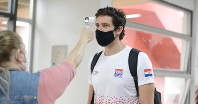 Atletas paraguayos instan a no bajar la guardia contra el COVID-19