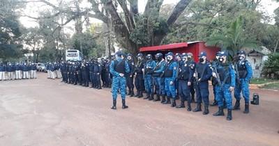 Policía reforzó dotación para hacer controles en calles del Este