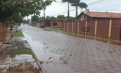 No hay desfile, sí la tradicional lluvia del 31 de mayo
