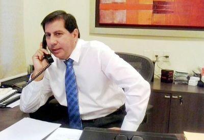 """Miguel Figueredo: """"Estamos en etapa naranja, a punto de irnos a la B"""""""