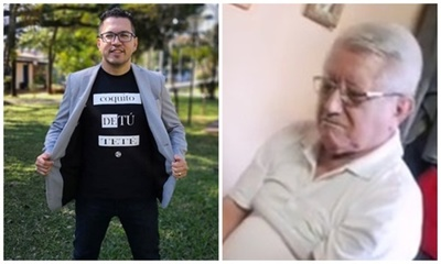 Pianito se hizo un tatuaje y su abuelo mostró su disgusto
