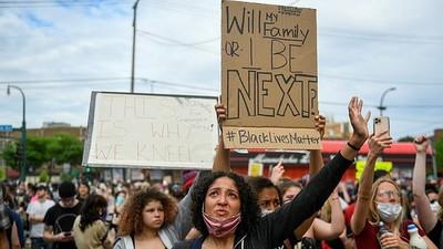 Un fallecido en la protesta en EEUU por la muerte de George Floyd