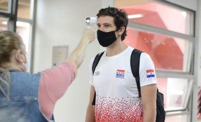 Atletas paraguayos instan a no relajarse para frenar el coronavirus