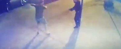Así reaccionaron los policías tras balear a niño