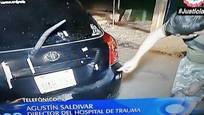 Caso niño baleado: Imputan a policías por tres hechos punibles • Luque Noticias