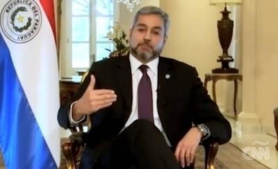 "HOY / Abdo destaca medidas aplicadas durante pandemia: ""Estamos contentos con lo que hemos hecho"""
