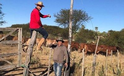 Tacuara muestra su ganado