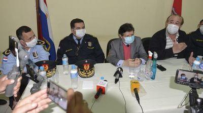 Ministro del Interior anuncia mayor control en la frontera