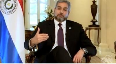 """Abdo destaca medidas aplicadas ante el COVID-19: """"Paraguay ha sido un ejemplo en el mundo"""""""