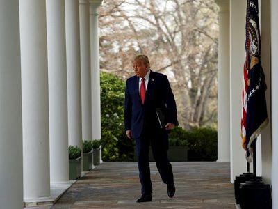 Protegieron a Trump en el búnker de la Casa Blanca por los disturbios