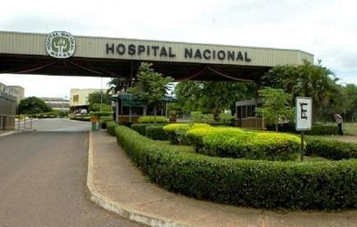 Paciente que se fugó del Hospital Nacional de Itauguá volvió
