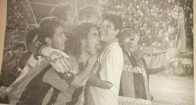 HOY / El Ciclón gana el torneo Apertura de 1997
