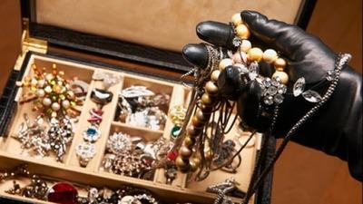 Sigue investigación por el caso de joyas robadas por valor de G. 5.000 millones