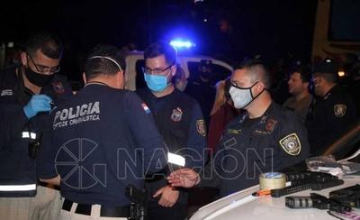 """HOY / """"De los errores aprendemos"""": comisario dice que policías no tuvieron intención de dañar"""