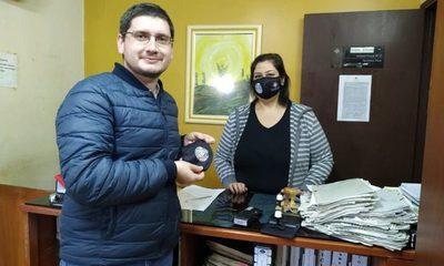 Sindicato dona tapabocas a  asociados de Alto Paraná – Diario TNPRESS