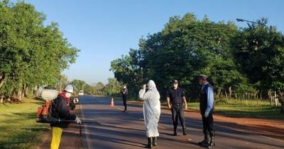 """""""COVID-19 desata psicosis ciudadana en Paraguarí"""", afirma el concejal Barrios Gini"""