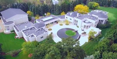 |VIDEO| La fabulosa mansión que Michael Jordan no ha podido vender a pesar de haber bajado el precio a la mitad de su valor