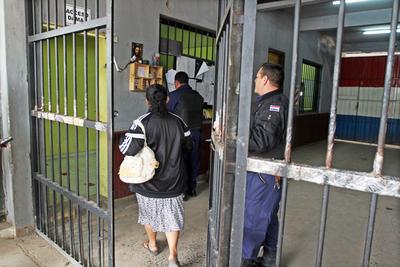 Cárceles recibieron más de 500 visitantes, luego de estar casi tres meses cerradas
