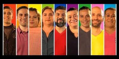 Estrenan la primera serie LGTBI del país