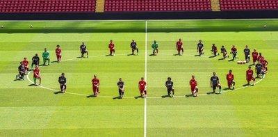 El poderoso mensaje del Liverpool