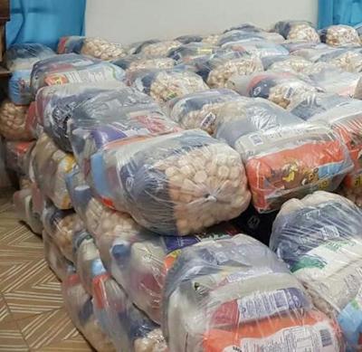 Gobernación de Boquerón anuncia segunda entrega de kits del almuerzo escolar